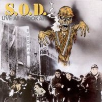 Stormtroopers of Death (aka S.O.D.)-Live At Budokan