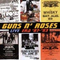 Guns N' roses-Live Era 87-93(2СD)