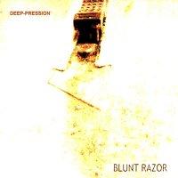 Deep-pression-Blunt Razor
