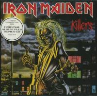 Iron Maiden-Killers