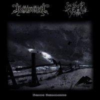 Чёрные Озёра & Necrolatreia-Белое Безмолвие (Split)