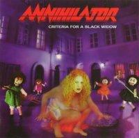 Annihilator-Criteria For A Black Widow (Re-Issue 2010)