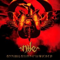 Nile-Annihilation Of The Wicked (Japan)