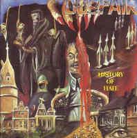 Despair-History Of Hate