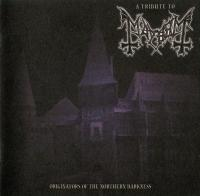 Various Artists - A Tribute To Mayhem-Originators Of The Northern Darkness