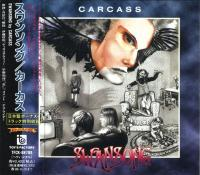 Carcass-Swansong (1-st japanese)