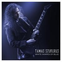Tamas Szekeres (Tamás Szekeres)-White Shapes Of Blue