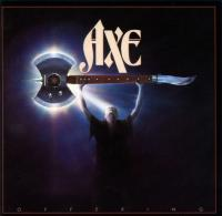 Axe-Offering (US reissue 2003)