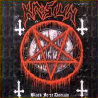 Krisiun-Black Force Domain