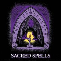 VA-Sacred Spells (Limited Edition)