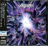 Anthrax-We\'ve Come for You All (Japanise Edition)