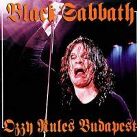 Black Sabbath-Ozzy Rules Budapest (Bootleg)