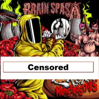 Brain Spasm - Toxic Monstrosities » BoxAlbums music portal