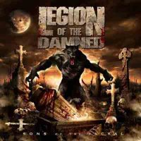 Legion Of The Damned-Sons Of The Jackal