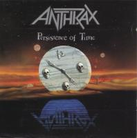 Anthrax-Persistence Of Time (1-st UK press)
