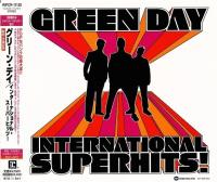 Green Day-International Superhits (Japan Edition Compilation)