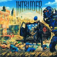 Intruder-A Higher Form Of Killing (US press '89)