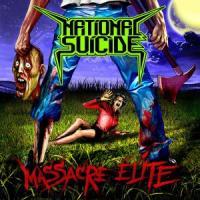 National Suicide - Massacre Elite flac cd cover flac