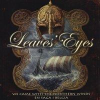 Leaves` Eyes-We Came With Tthe Northern Winds - En Saga I Belgia(2CD)