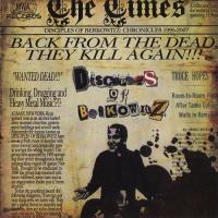 Disciples of Berkowitz-Chronicles 1995-2007 (Compilation)