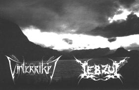 Vinterriket / Lebzul-...Gjennom Takete Skogen / The Silence Within (Split)