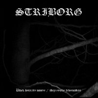 Striborg-Black Desolate Winter / Depressive Hibernation