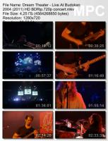 Dream Theater-Live At Budokan (2011) BDRip HD 720p