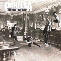 Pantera-Cowboys From Hell (German press '90)