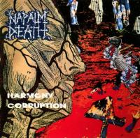 Napalm Death - Harmony Corruption flac cd cover flac