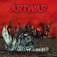 Artwar-Covered In Blood