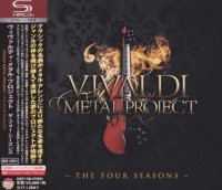 Vivaldi Metal Project-The Four Seasons (Japanese Edition)