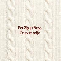 Pet Shop Boys-Cricket Wife