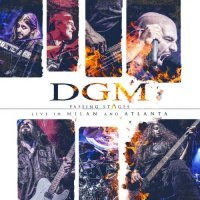 DGM-Passing Stages: Live in Milan and Atlanta