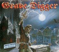 Grave Digger-Excalibur (GUN digipak, red fonts)