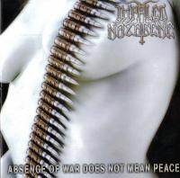 Impaled Nazarene-Absence of War Does Not Mean Peace