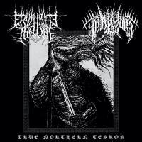 Erythrite Throne / Panzerwar-True Northern Terror (Split)