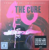 The Cure-40 Live (Curætion-25 + Anniversary)