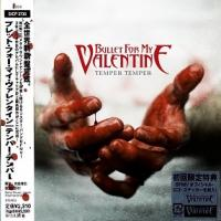 Bullet For My Valentine-Temper Temper (Japanese Deluxe Edition)