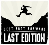 Last Edition-Best Foot Forward