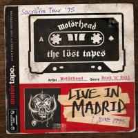 Motorhead-The Lost Tapes Vol. 1 (Live in Madrid 1995)