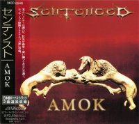 Sentenced-Amok (Digital Remastered Japanese Edition 1995)