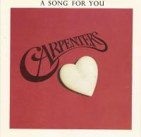 Carpenters-A Song For You (US reissue 1991)
