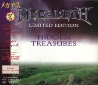 Megadeth-Hidden Treasures (1-st japanese)