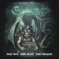 Grimgotts-Part Man, Part Beast, Part Dragon