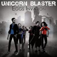 Unicorn Blaster-Eggs Invasion