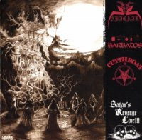 Abigail & Barbatos & Cutthroat-Satan\'s Revenge Live!!! (Split)