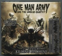 One Man Army And The Undead Quartet-21st Century Killing Machine