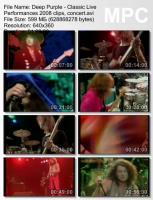 Deep Purple-Classic Live Performances (DVDRip)