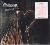 Warlock-True As Steel (DIGI Re-Issue & Remastered 2011)
