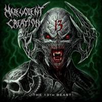 Malevolent Creation-The 13th Beast